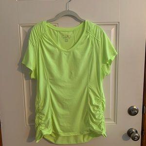 Tangerine workout T-shirt